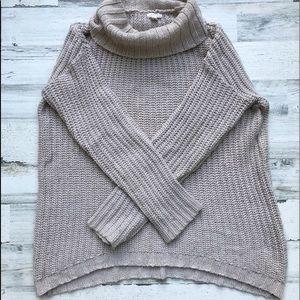 Soft JOIE Rib Knit Slouchy Sweater